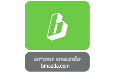 Orem Mazda Logo